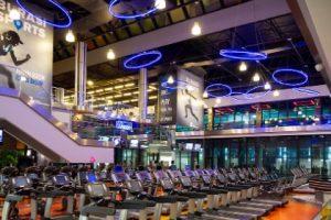 bilkent sport center