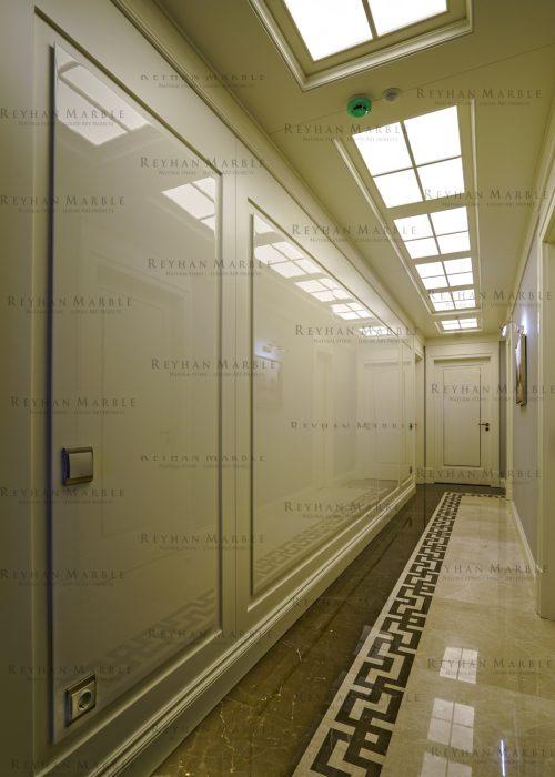 koridor sujeti desen kesimli